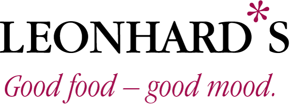Leonhard*s Good food – good mood.